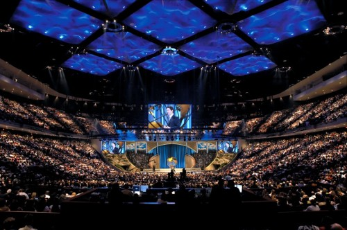 Lakewood-Church