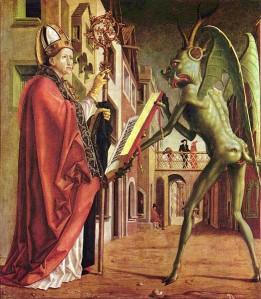 pope-Devil