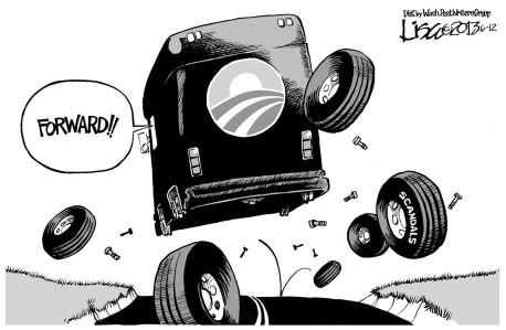 wheels falling ob06-12_Ax_Editorial_cartoon