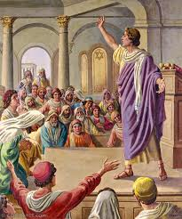 Image result for apollos teaching the corinthian church